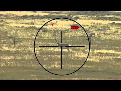 Burris Eliminator Ballistic Laserscope - Riflescope - SHOT Show 2012