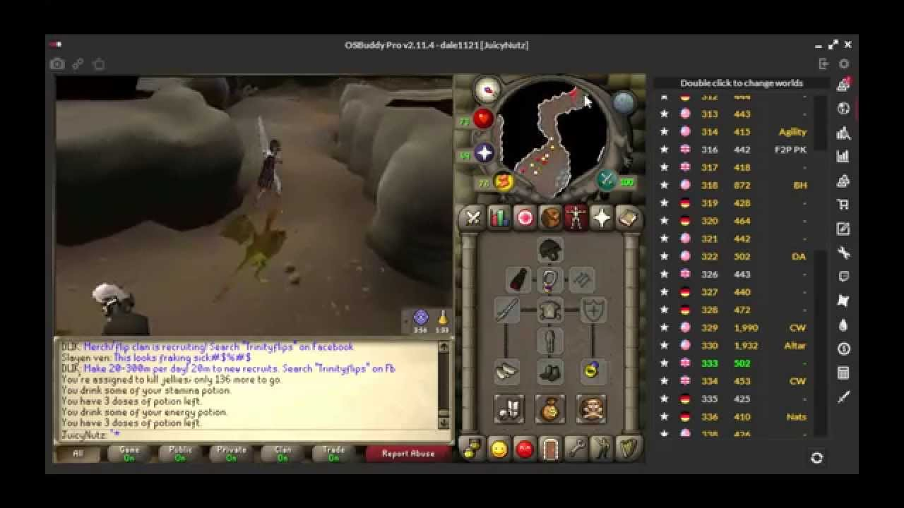Osrs Slayer Guide Jellies Quick Exp Youtube