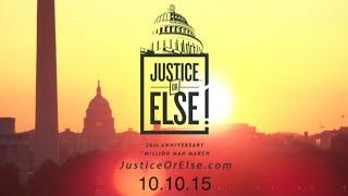 """""""Justice Or Else"""" Fayetteville, NC"""