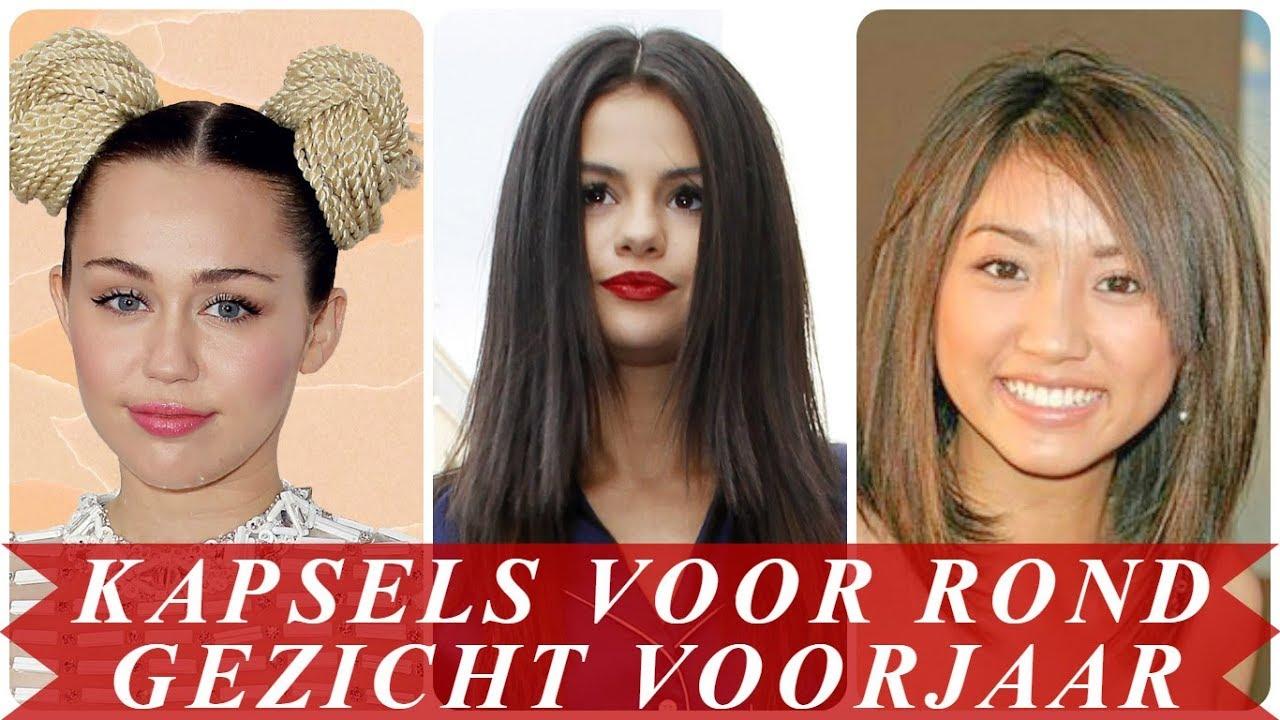 Trendy Kapsels Voor Rond Gezicht Voorjaar 2018