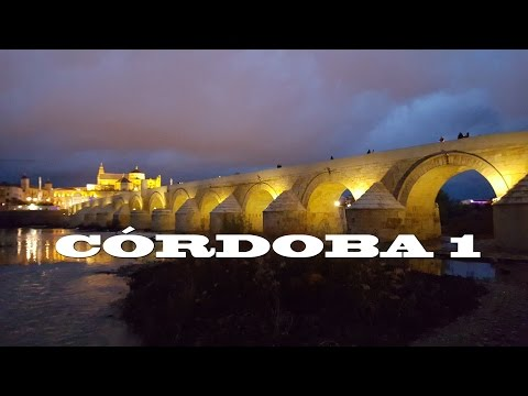 Viaje a CÓRDOBA Puente Romano, Judería | ANDALUCÍA #1
