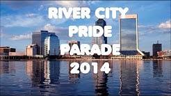 2014 River City Pride Parade Jacksonville, FL