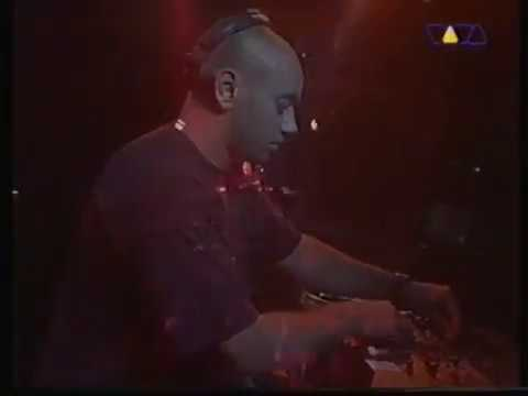 Daz Saund @ Mayday X 30.04.1996 (Full Set)