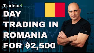 Day Trading in Romania - $2,500 in Profits