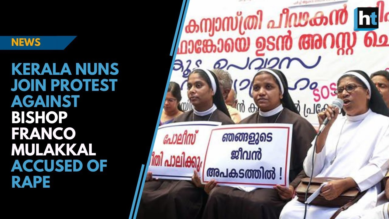 Image result for Kerala Nuns Protest