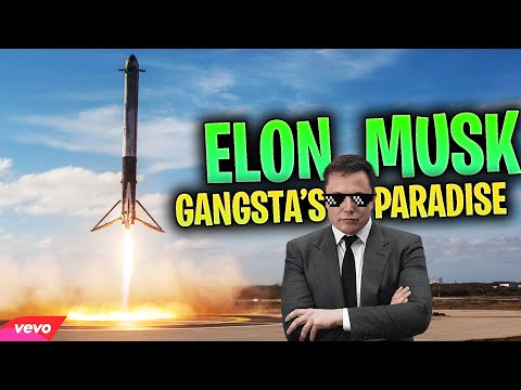 Elon Musk - Gangsta's Paradise [SPACEX] - Motivational Video