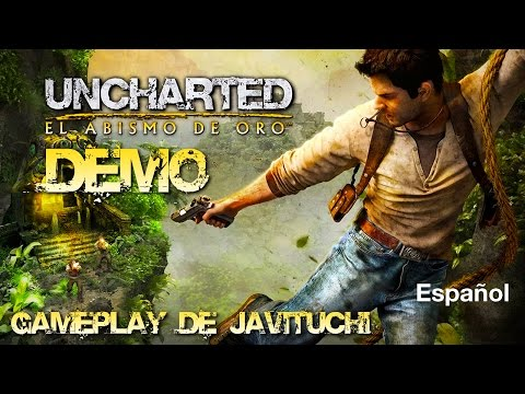 Uncharted: El Abismo de Oro (DEMO) [PS Vita]