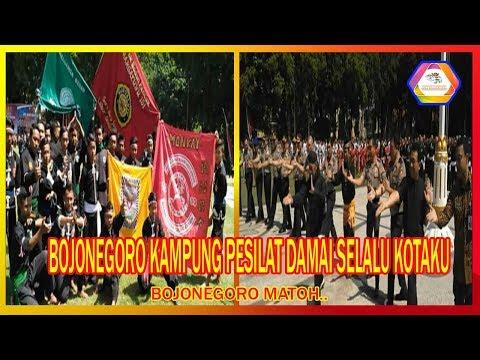 Kampoeng Pesilat BOJONEGORO MATOH