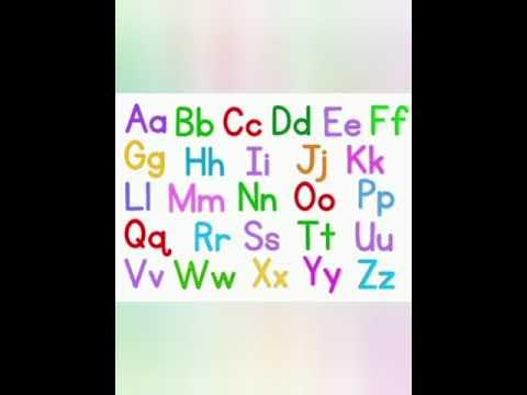 Phonics Song ABC