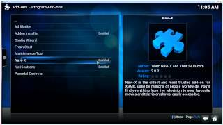 **Updated** Install Navi-X for XBMC/Kodi without addon installer [10/2014] [Win7]