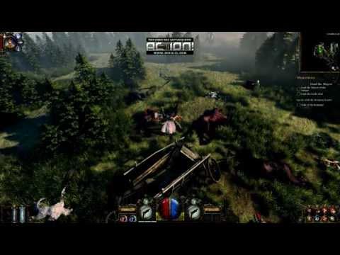 The incredible Adventure of Van Helsing gameplay  