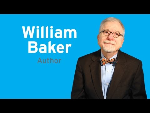 William F. Baker's Advice to Those Looking to Start a Career in the Performing Arts