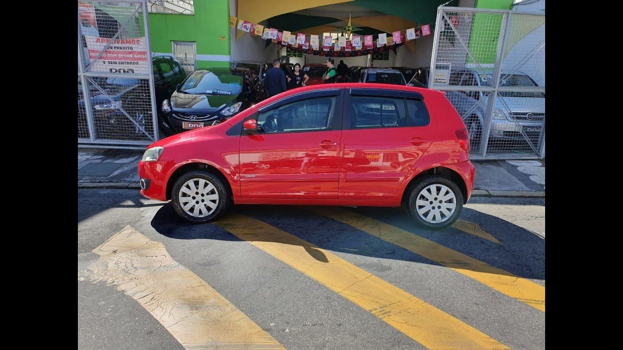 VW/FOX TREND 1.0 COMPLETO AR 2010 TEM SCORE BAIXO LIGA AGORA!!!