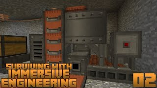 Surviving With Immersive Engineering 1.12 :: E02 - The Crusher