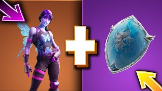 THE BEST COMBOS WITH THE SKIN SONGE ON FORTNITE BR TH1B