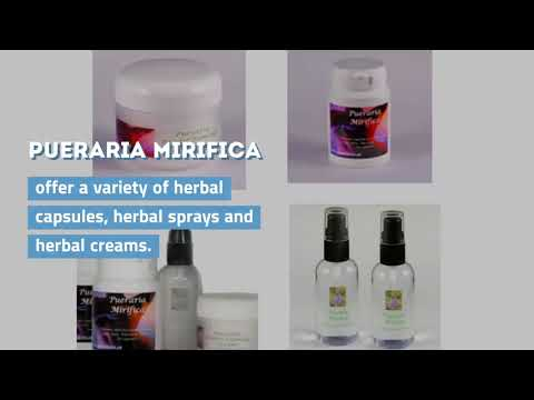 Pueraria Mirifica Supplement || We provide 100% natural and herbal products ||