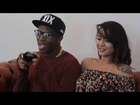 Ksi strip Fifi with Mica Martinez !! - YouTube