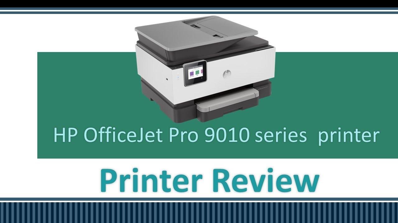 HP OfficeJet Pro 9010 | 9012 | 9013 | 9014 | 9015 | 9018 | 9019 Printer  Review