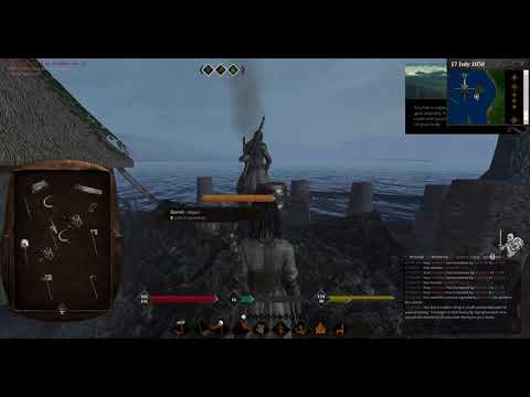 @LifeisFeudal  #MMO Pig working pigiron setting smelting up at Freeport