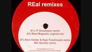 West Magnetic - REal (West magnetic original mix)