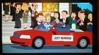 Гриффины. Вы будете счастливее парня который женится!