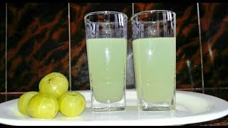 Nellikkai Juice   நெல்லிக்காய் ஜூஸ் / GooseBerry Juice in tamil /Amla Juice