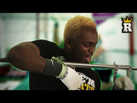 "KSI on HIGH BARS - ""IT ALL HURTS!"" 