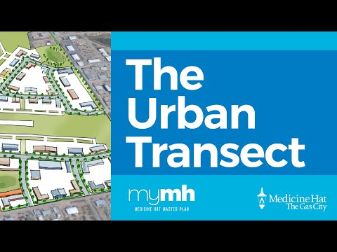 The Urban Transect