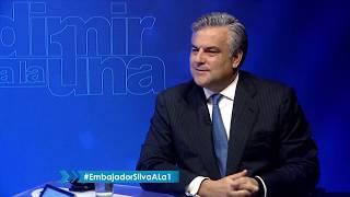 Jesús Silva: España no ve una salida que no sea democrática a la situación de Venezuela 5-5