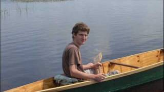 Homemade Plywood Canoe 'river Drifter'