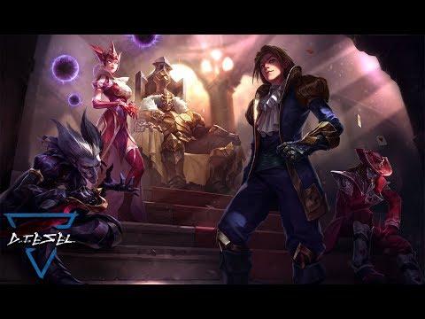 League Of Legends - Kleptomániás Ezreal Magyar Kommentár