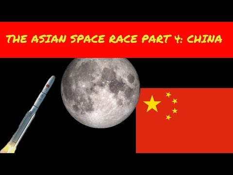 China's Manned Moon Mission: The Asian Space Race: Part 4