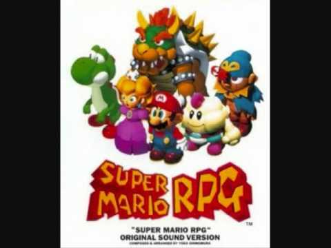 Super Mario RPG OST - Hard Working Moles are Good Moles (Moleville)
