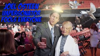 """Joel Osteen"" at the Forum"