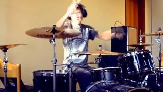 DjembZz - Linkin Park - Papercut Drumcover