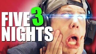 SUFRIENDO HASTA EL FIN   Five Nights at Freddy's 3 FINAL