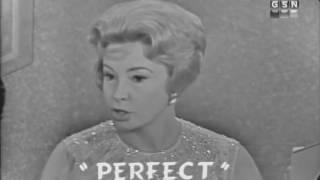 PASSWORD 1962-06-12 Audrey Meadows & Sam Levenson