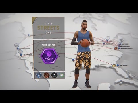 NBA LIVE 18 ARCHETYPES EXPLAINED & THE ONE TRAILER GAMEPLAY REACTION!