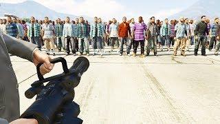 Meri Property Per Gang Attack in GTA 5