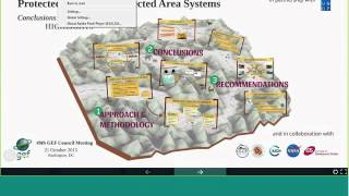 Impact Evaluation Support to Protected Area System Presentation