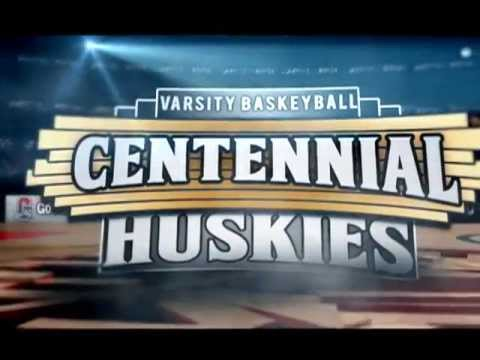 Centennial High School Varsity Basketball 2013 Season Video