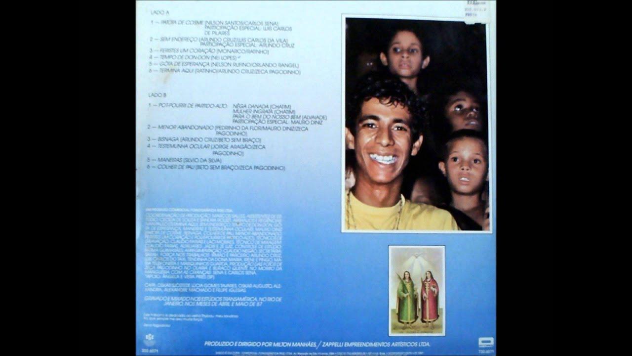 PAGODINHO RARIDADES ZECA BAIXAR CD PARA