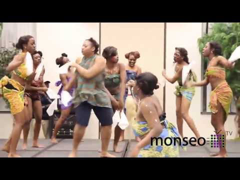 Igbo Girls Kill Traditional Dance at ASA of West Georgia Dance Competition