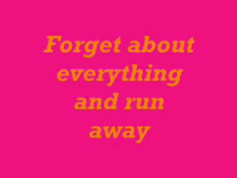 Avril lavigne- Runaway with lyrics