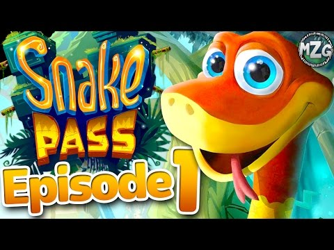 Slither To Success! - Snake Pass Gameplay - Episode 1 - Bol-Dor's Realm