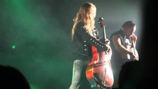 Apocalyptica House Of Chains LIVE @ Alcatraz Milano