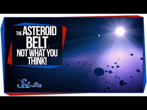 The Asteroid Belt: Not What You Think!