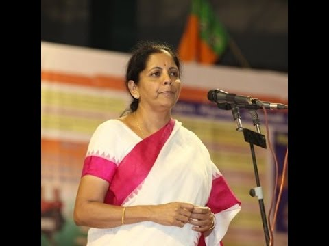 Commerce and Industry Minister Smt. Nirmala Sitharaman to interact with media