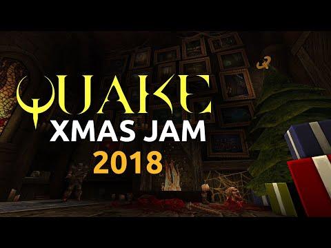 Quake Xmas Jam 2018 : quake