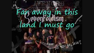 Avenged Sevenfold - Chapter 4 (+Lyrics)
